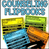 Individual and Group Counseling Flipbook Activities