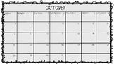 Individualized 2018-2019 School Year Calendar