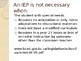 Individualized Education Plans (IEP's)-A Canadian Focus