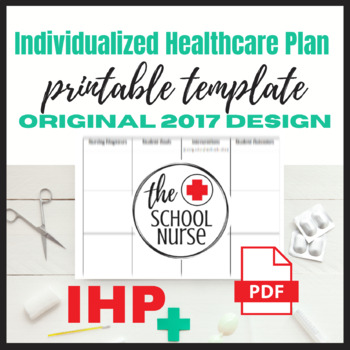 Individualized Healthcare Plan for the School Nurse PDF