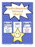 Individualized Reward Charts {Star Themed}