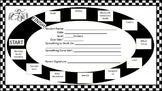 Individualized Student Behavior Chart - Editable