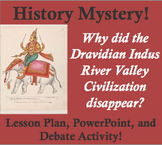 Indo-Aryan Migration and Disappearance of Indus River Valley Civilization