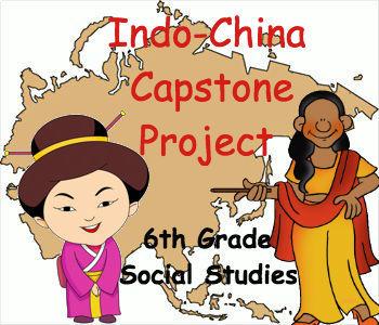 Indo-China (India and China) Capstone Group Project