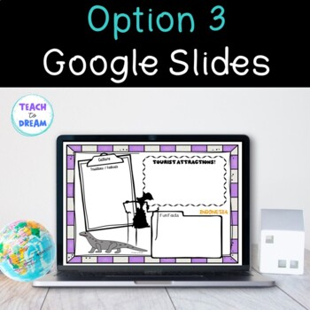 Indonesia Country Research Project, PBL:Interactive Lapbook and Notebook