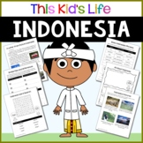 Indonesia Country Study
