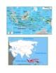 Indonesia Map Scavenger Hunt