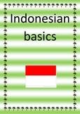 Indonesian Basics