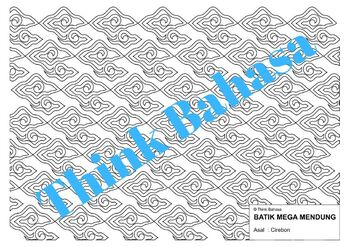 graphic about Printable Patterns titled Indonesian Batik Colouring Web pages (Batik Printable Routines)