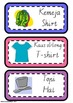 Indonesian Clothing Flashcards
