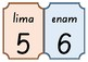 Indonesian Numbers 0-20