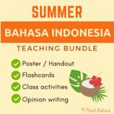 Indonesian Teaching Bundle Summer (Musim Panas)