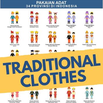 Foto Pakaian Adat 34 Provinsi Di Indonesia - Baju Adat ...