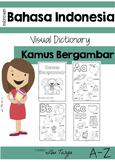 Indonesian Visual Dictionary | Kamus Bergambar | Bahasa Indonesia