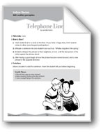 Indoor Recess: Auditory Perception and Memory (Ten-Minute