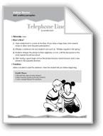Indoor Recess: Auditory Perception and Memory (Ten-Minute Activities)