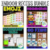 Indoor Recess Bundle!
