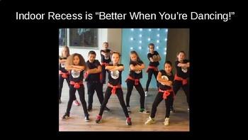Indoor Recess Dance Party