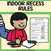 Rules for Indoor Recess, K-3