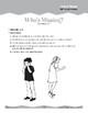 Indoor Recess: Visual Memory (Ten-Minute Activities)