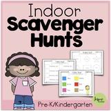 Indoor Scavenger Hunts for Toddlers and Preschoolers