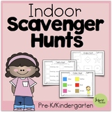 Indoor Scavenger Hunts for Toddlers and Preschoolers