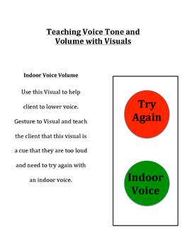 Indoor Voice Visual