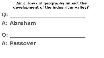 Indus River Valley Civilization PPT