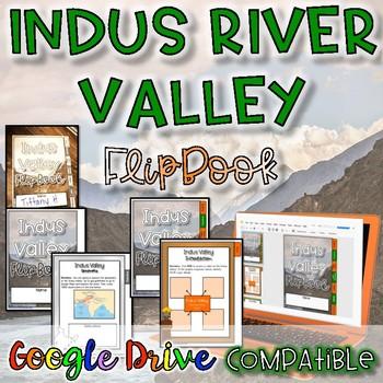 Indus River Valley-Flip Book