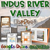 Indus River Valley Civilization Flip Book {DIgital AND Paper}