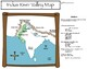 Indus River Valley Map Activity with Answer Key and Map Quiz!