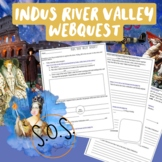Indus River Valley Webquest