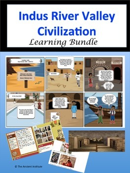 Indus Valley Civilization & Mohenjo-Daro: Learning Bundle for Ancient India