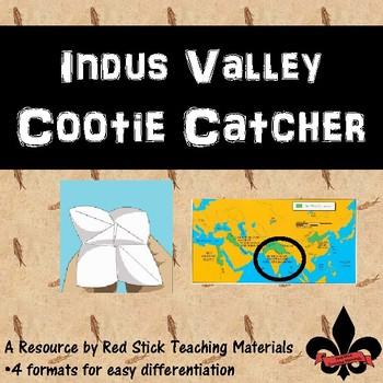 Indus Valley Cootie Catcher