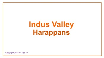 Indus Valley  Homeschool  Printables  Study Guides