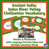 Ancient India Indus Valley Civilization Vocabulary