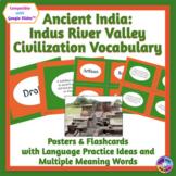 Ancient India Indus Valley Civilization Vocabulary