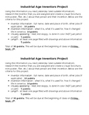 Industrial Age Inventors Project
