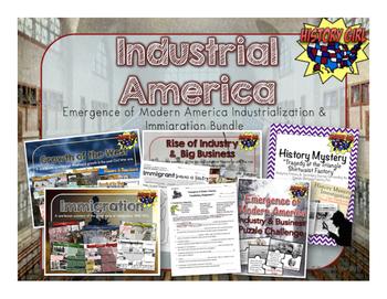 Industrial America Bundle