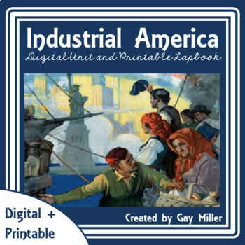 Industrial America & Westward Expansion