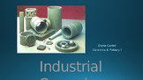 Industrial Ceramics (Teacher Example)