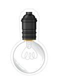 Industrial Chic Farmhouse Style Classroom Decor LIGHT BULB
