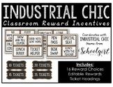 Industrial Chic PBIS Rewards