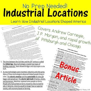 Industrial Locations Bundle with BONUS!!!