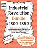 Industrial Revolution 1800-1850 Bundle