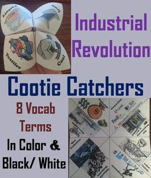 Industrial Revolution Activity/ Foldable