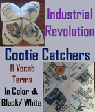 Industrial Revolution Activity (Cootie Catcher Foldable Review Game)