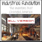 Industrial Revolution Gallery Walk for ELL