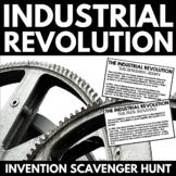 Industrial Revolution - Inventions - Information Scavenger Hunt