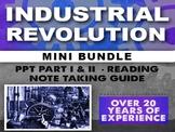 Industrial Revolution Mini Bundle World History